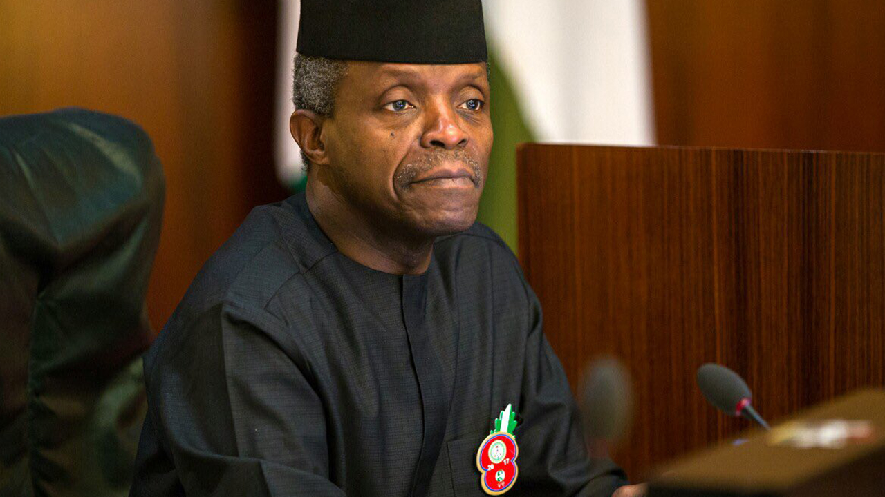 CAN To Osinbajo: 'Stop Saying Buhari's Govt. Has No Islamic Agenda'
