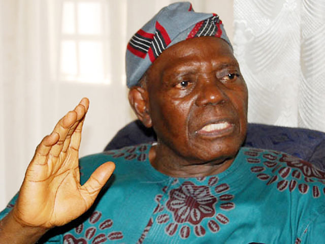Buhari is running an Unworkable government - APC Chieftain, Bisi Akande