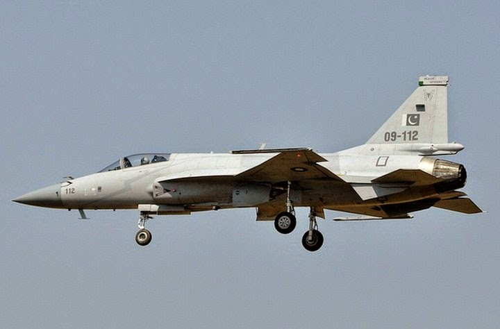 Nigeria Receives Fighter Planes from Pakistan