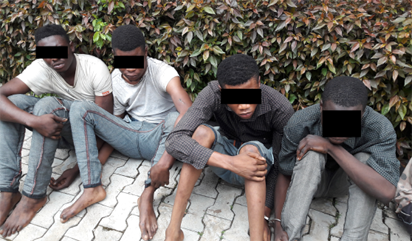 16 Suspects Docked For Murder In Ondo