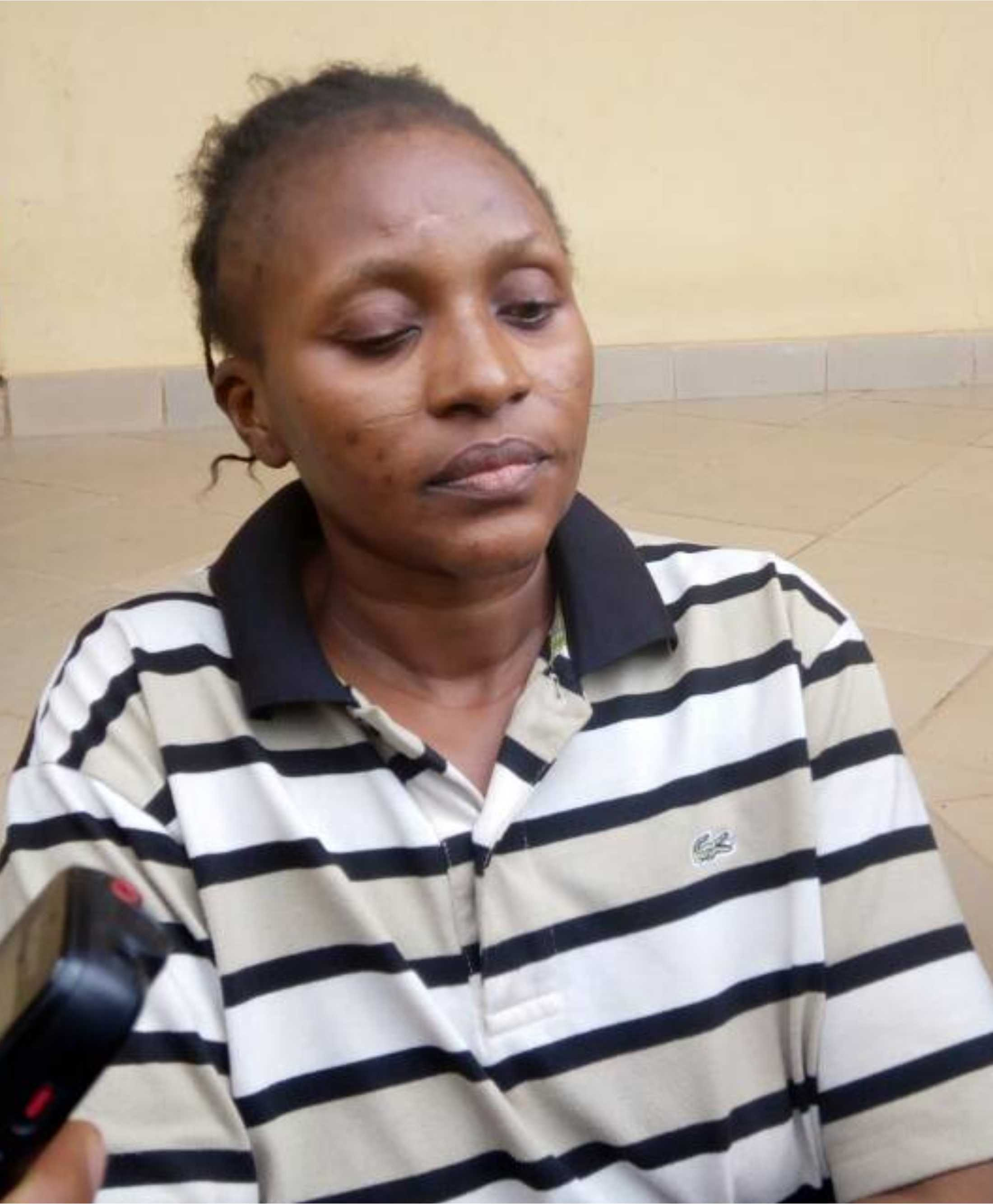Court Remands Killer Wife In Prison