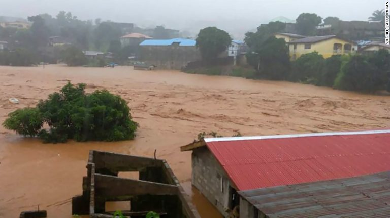 Hundreds Feared Dead In Sierra Leone's Latest Natural Disaster