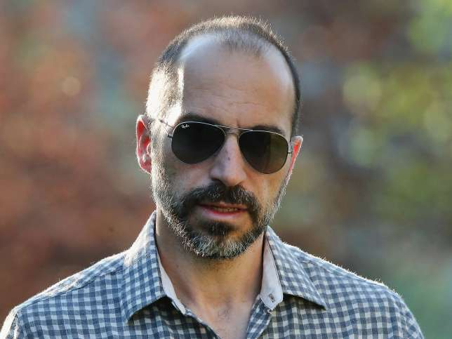 Uber Has Picked Expedia CEO Dara Khosrowshahi To Be Its New CEO