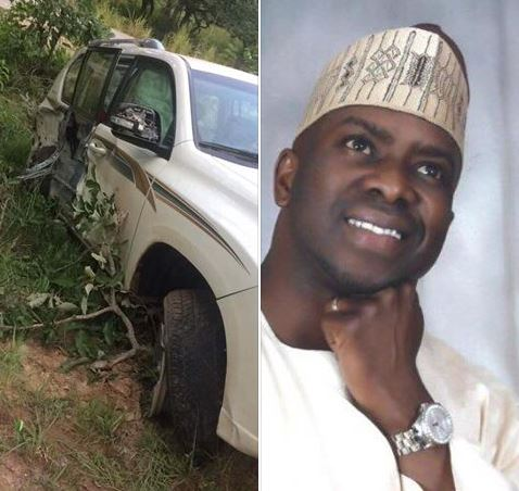 Fayose's Brother Survives Car Crash On Abuja Road