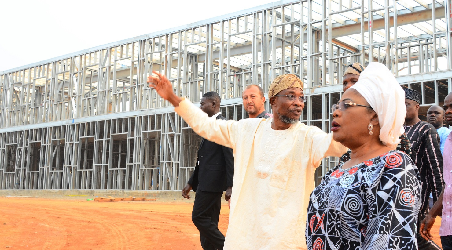 Osun's Innovative Steel High Schools