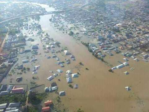 Buhari On Benue Flood, Orders Immediate Support For Over 100,000 Victims