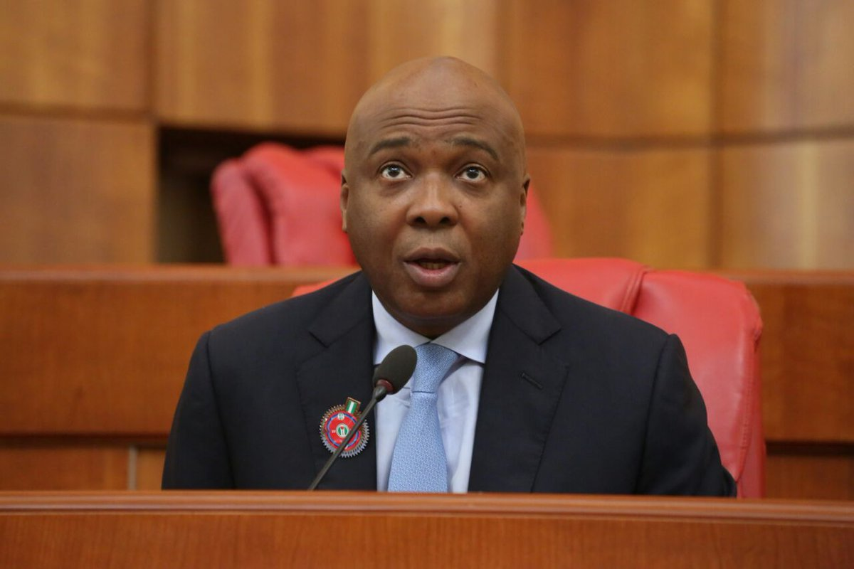 Saraki's Lifetime Career In Financial Crimes And His Jokes On Corruption By Erasmus Ikhide
