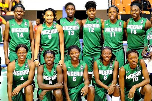 Buhari Gives Victorious D'Tigress N1m Each As Team Visits