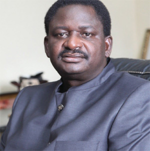 I've Been to London to See the King, By Femi Adesina