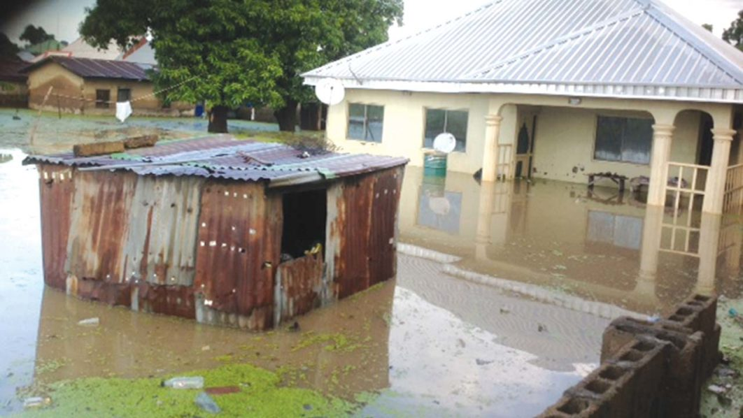Flood Renders Thousands Homeless In Makurdi