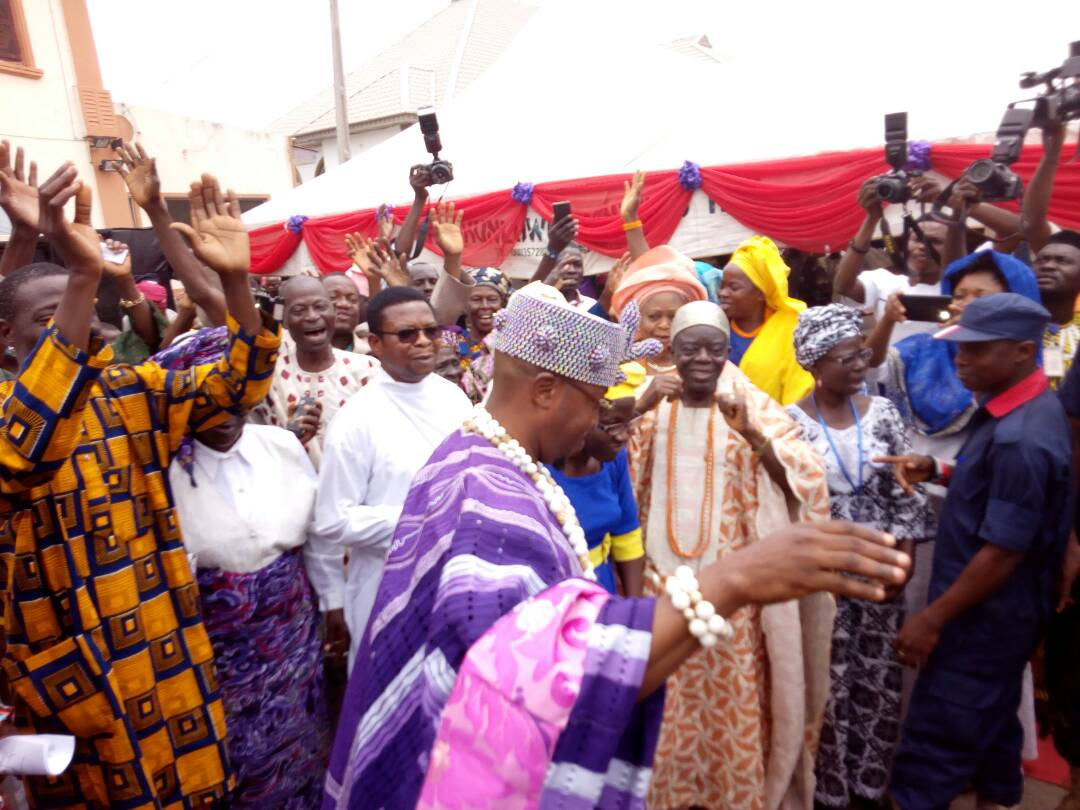 Aregbesola's Successor'll Come From Iwo – Oluwo
