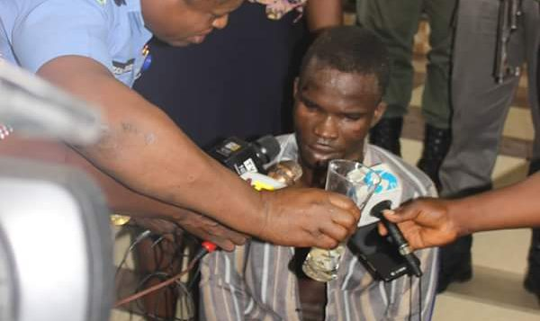 Suspected Child Killer, Ifeanyi Dike Begs For Mercy In Rivers