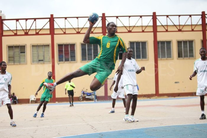 National Youth Games: Handball Federation Goes Scouting
