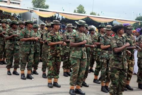 Nigerian Army Kills Terrorist In Borno