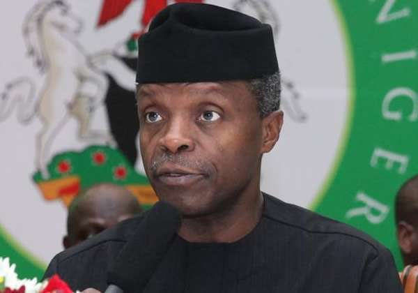 Governors Approved $1bn For National Security – Osinbajo