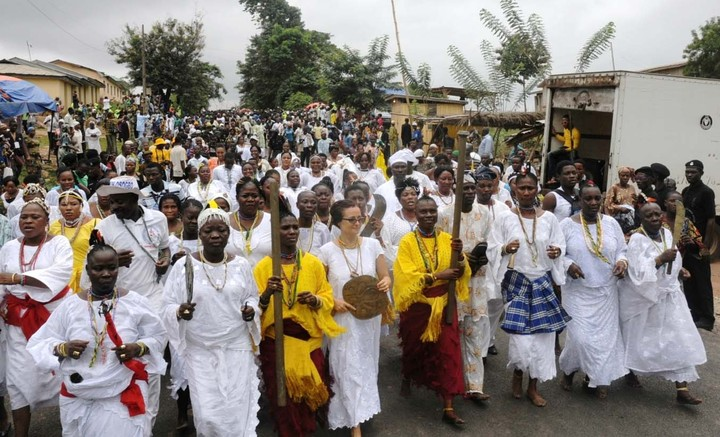 Glamour, Cultural Exhibition Ends Osun Osogbo Festival