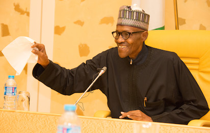 Nigeria Will Develop When its People Are On 'Good Terms' – Buhari