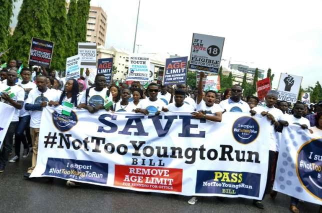 Not Too Young To Run Bill And Independent Candidacy Bill: A challenge to the Nigerian Youth