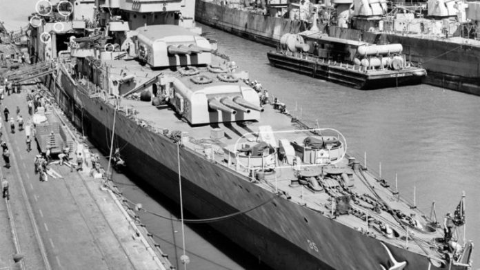 Lost U.S WW2 Warship Found After 72 years