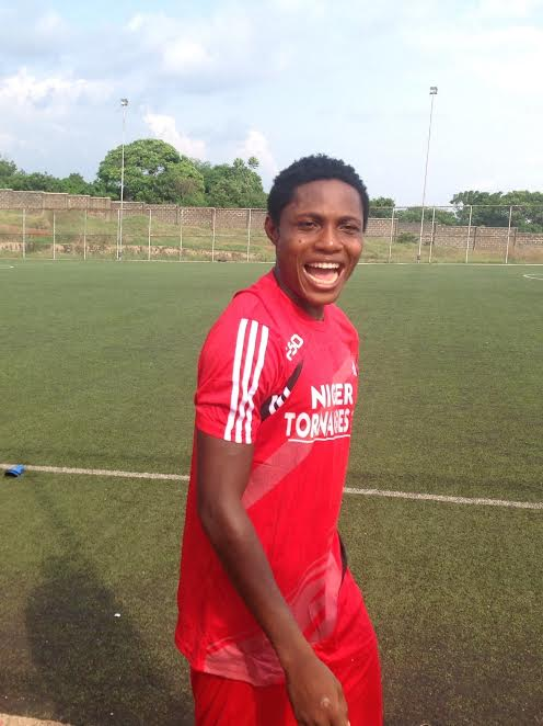 Ammeh Believes NPFL Target's Achievable