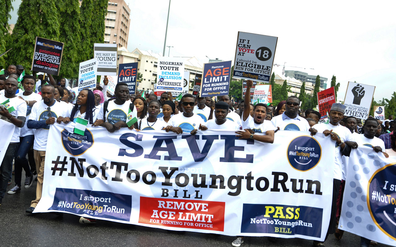 Not Too Young To Run? That's Only Half The Problem By Yemisi Adegoke