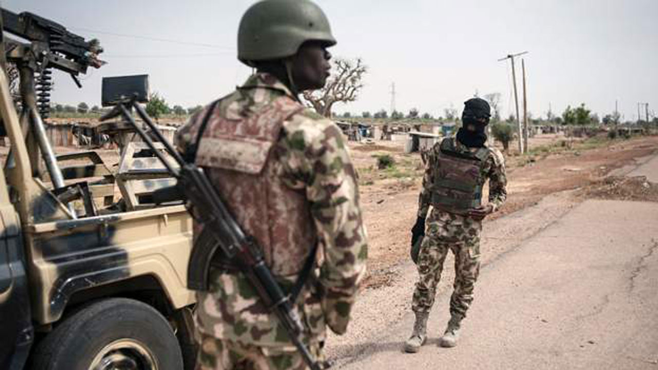 Nigerian Army Joins Hunt For 4 Kidnapped Nationals In Kaduna