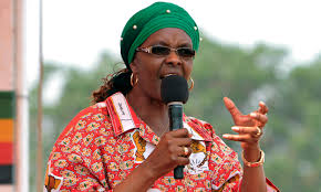Mugabe's Wife Arrested In South Africa