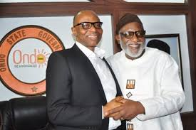 We Inherited Over N220bn Debt From Mimiko's Administration – Akeredolu