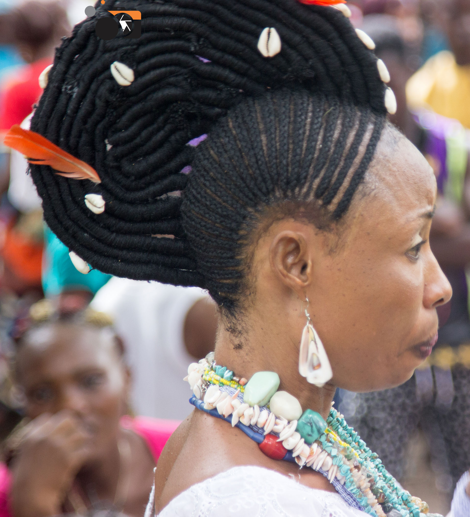 Osun Festival: Beauty Of Traditional Hairstyles And Accessories
