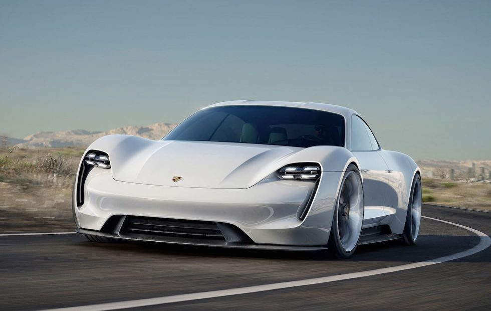 Finally, Porsche CEO Speaks On All-Electric Mission E Pricing
