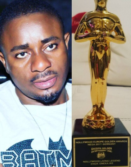 Emeka Ike Dedicates Award To People Murdered By Spouses