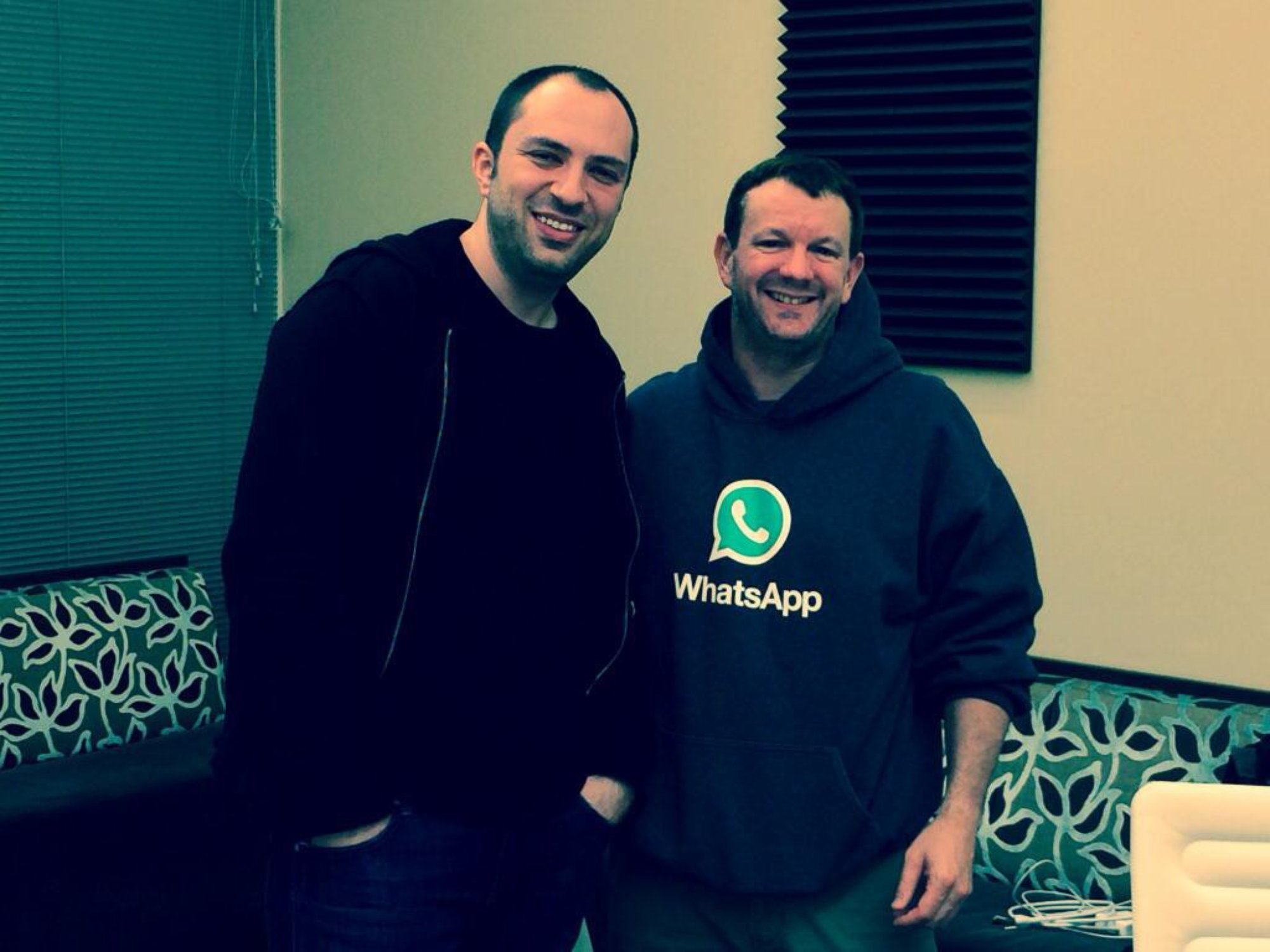 WhatsApp Co-Founder Brian Acton Bids Company Farewell