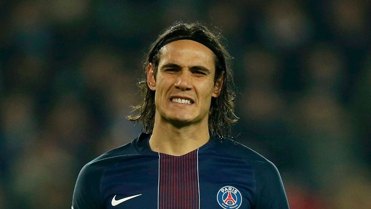 Cavani Eager To Play For Man City