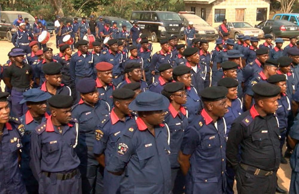 Osun NSCDC Volunteers Laud Absorption Move
