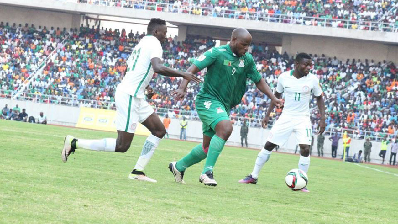 Zambia To Camp In Ghana For Eagles Clash