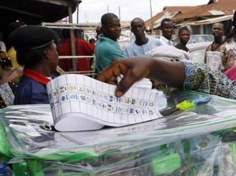 Nigerian Election As Basis For Political Struggle