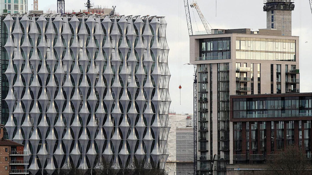 World's Most Expensive Embassy In London Costs $1 Billion