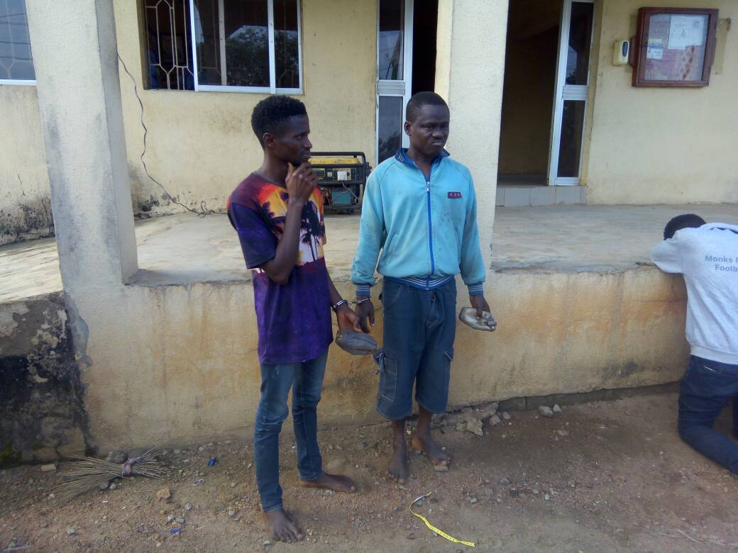 Two Herbalists Arrested For Possession Of Human Parts