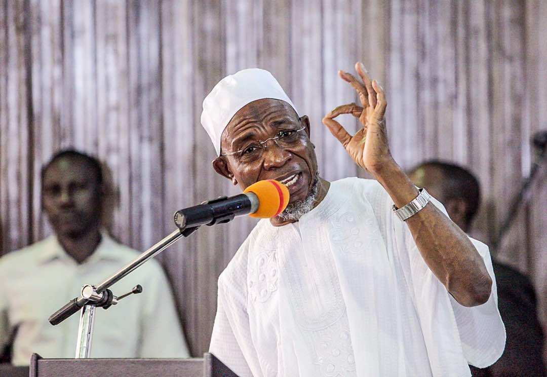 World Democracy Day: Aregbesola Charges Nigerian Youths To Be Upright
