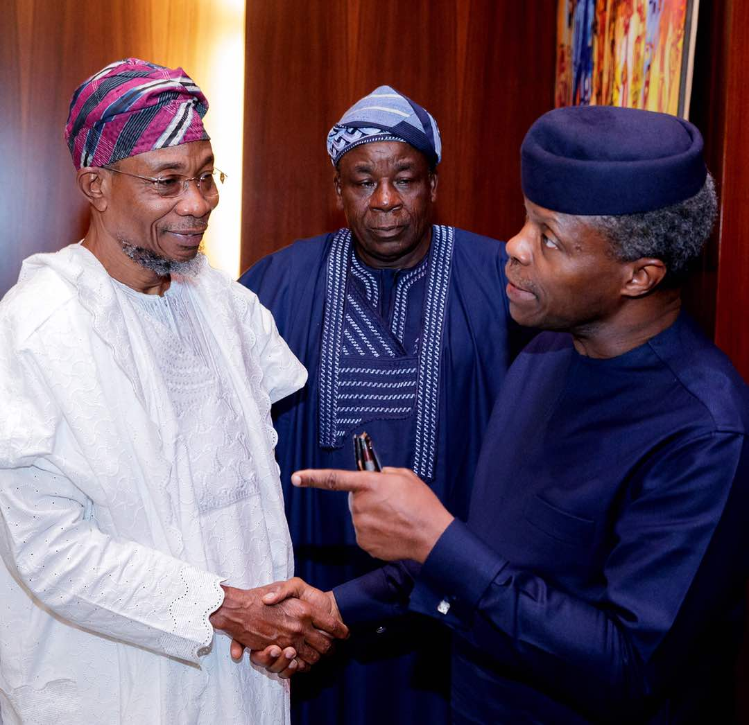 Governors To FG: Handover Federal Roads To States