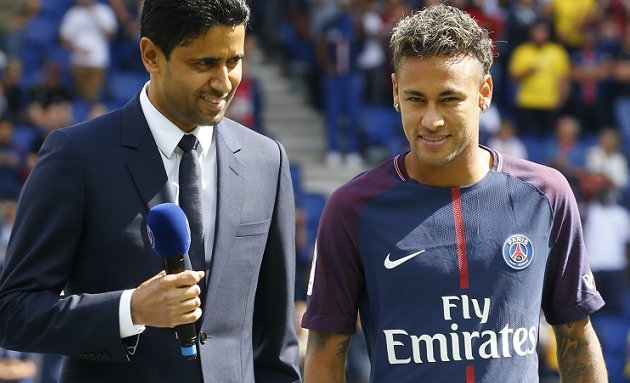 Neymar May Make £357m Move  To Real Madrif