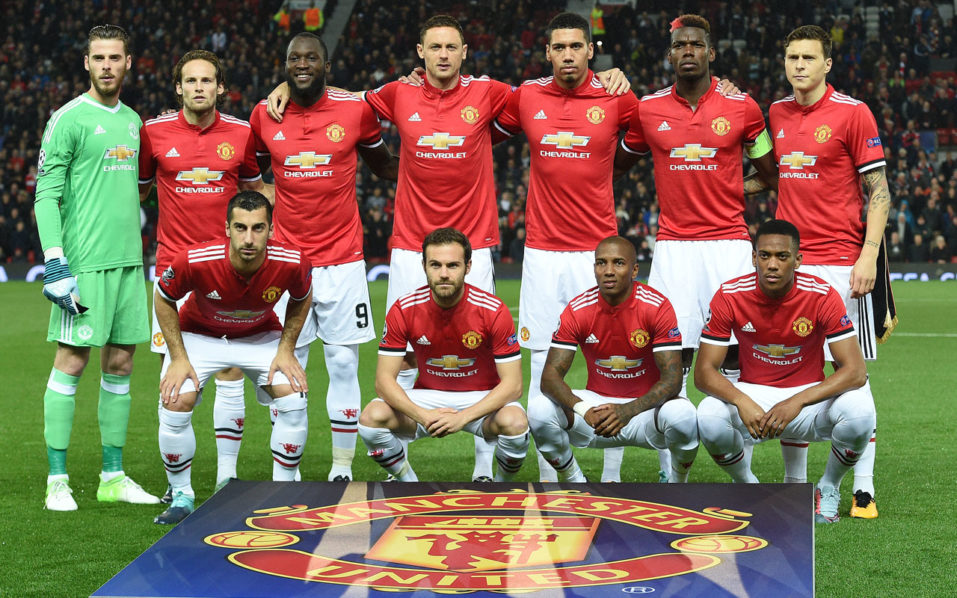 Manchester United Not Considered Champions League Favorite