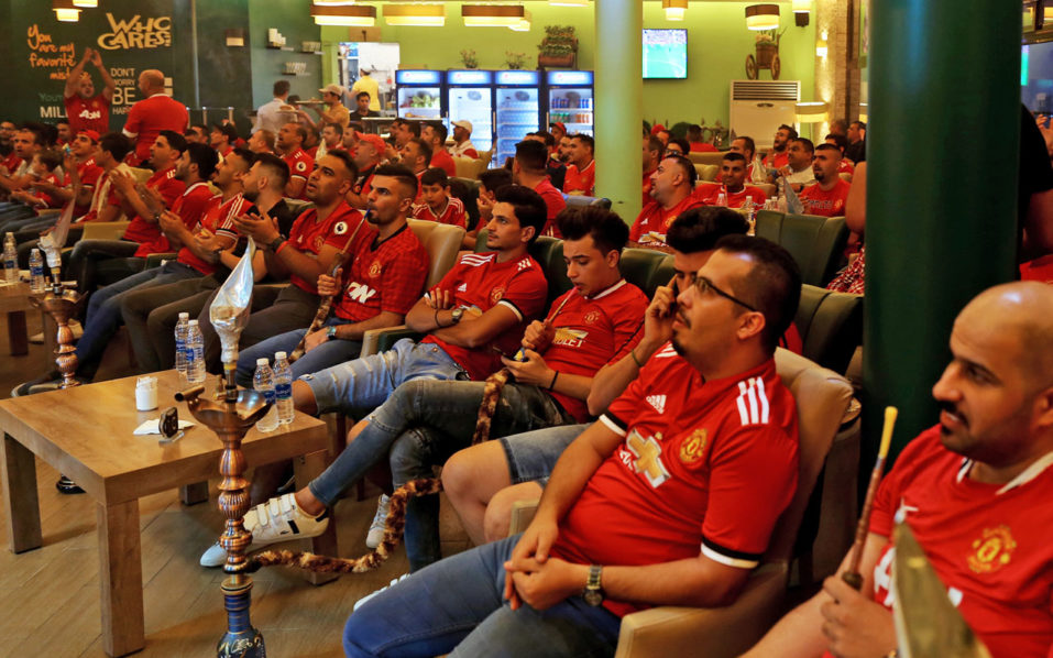 Liverpool, Man U Fans Trigger Moscow Security Jitters