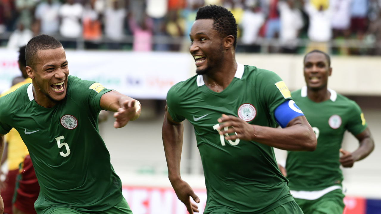 Nigeria Face Epic Zambia Test