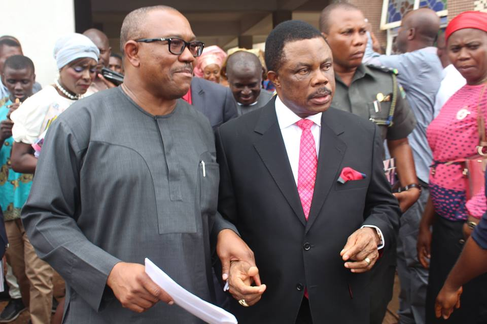 Obi To Obiano: Stop Your Blackmail, Tell Anambra People How You Spent N75bn I Left Behind