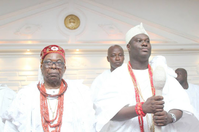 Oba Aromolaran Describes Ooni Of Ife As An Uncommon Revered Monarch