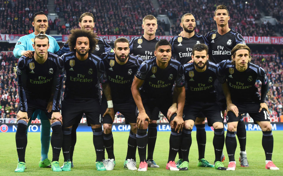 Real Madrid Still Remains Champion League Favourites