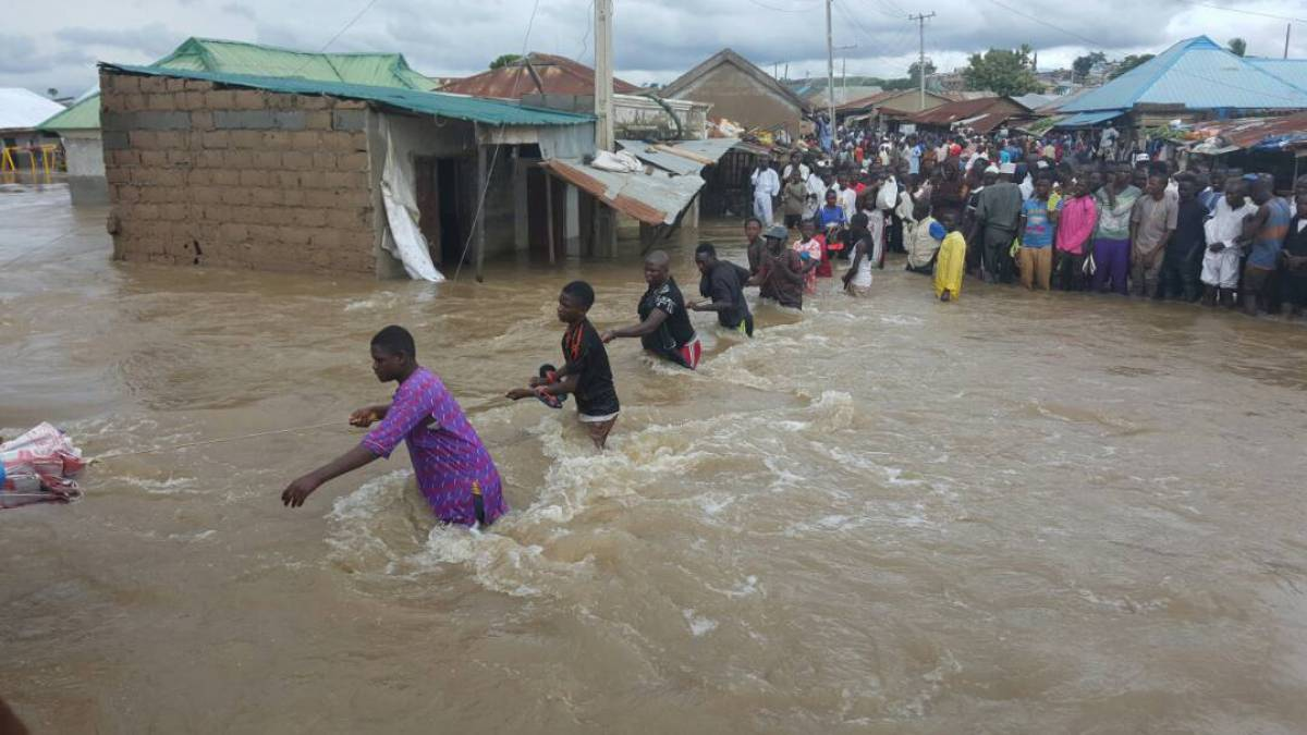 Benue Flood: NEMA Deploys Humanitarian Team To Rescue Victims