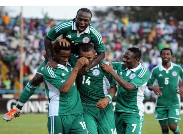 Nigeria to Play Argentina in November