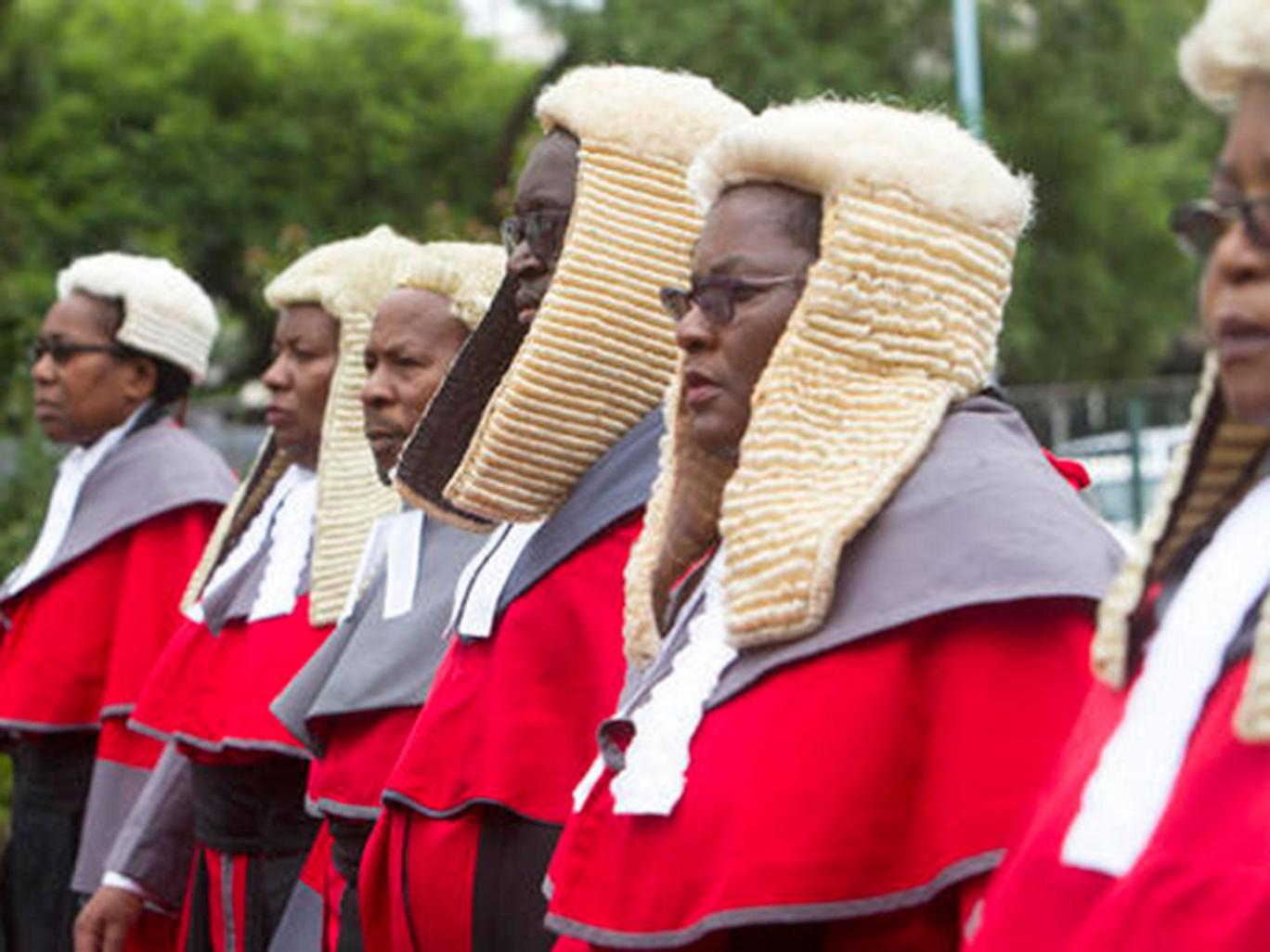 Read Why Many African Judges Still Wear British Style Wigs